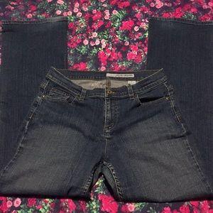 DKNY SOHO Bootcut Dark Wash Jeans